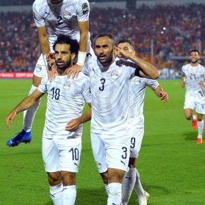 Mohamed Salah och Egypten är favoriter i Nations Cup.