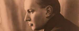 Aarre Merikanto vuonna 1913.
