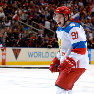 Vladimir Tarasenko, World Cup 2016.