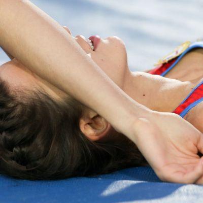 Korkeushypyn moninkertainen maailmanmestari Maria Lasitskene on ilmaissut monta kertaa tyytymättömyytensä Venäjän yleisurheilupäättäjien toimintaan.