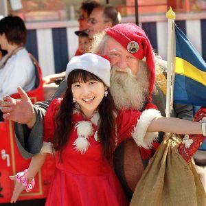 Ruotsalainen joulupukki, jultomte.