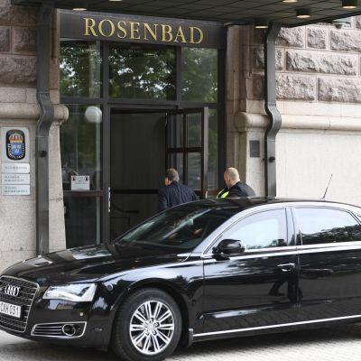 Ruotsi hallitus