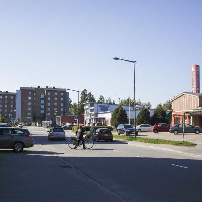 Smedsby centrum