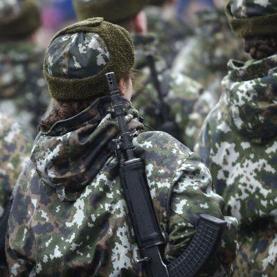 Försvarsmakten.