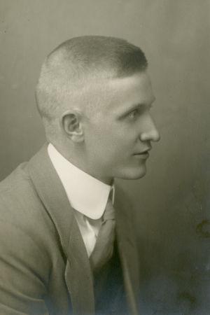 Allan Wallenius i profilbild