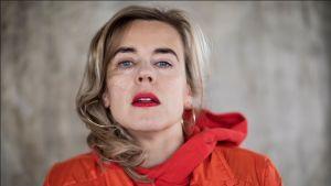Porträtt av Annika Norlin.