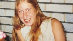 En bild av Anna Magnusson tagen sommaren 1994.