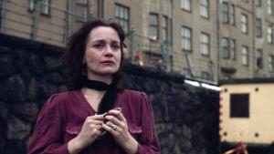 Regina ja miehet (1983), ohjaus Antti Mänttäri. Kuvassa Rea Mauranen.
