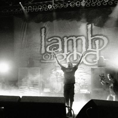 Lamb of God lavalla
