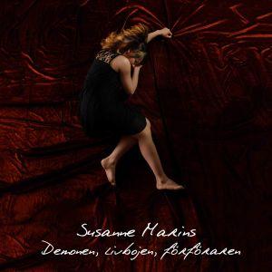 """Skivomslaget till """"Demonen, livbojen och förföraren"""""""