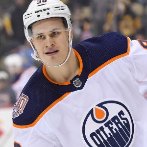 Jesse Puljujärvi har tillbringat tre säsonger i Edmonton Oilers organisation.