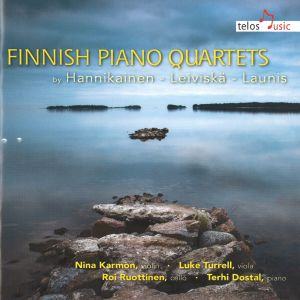 Terhi Dostal / Finnish Piano Quartets