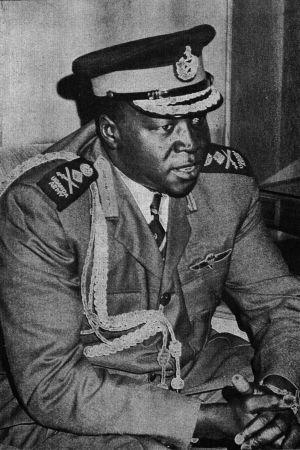 Idi Amin augusti 1973