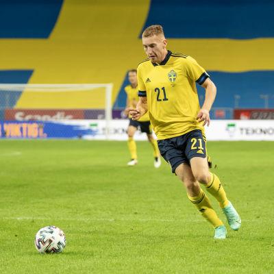 Dejan Kulusevski.
