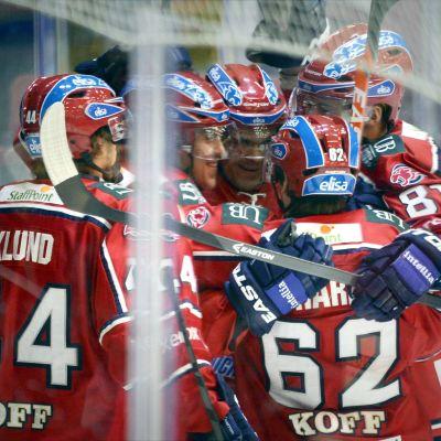 HIFK, slutspel våren 2014