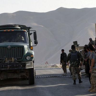 Afghanska regeringsstyrkor återtar Kunduz