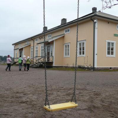 haddom skola i Lovisa