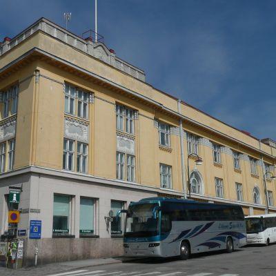 Valtimohuset i Borgå