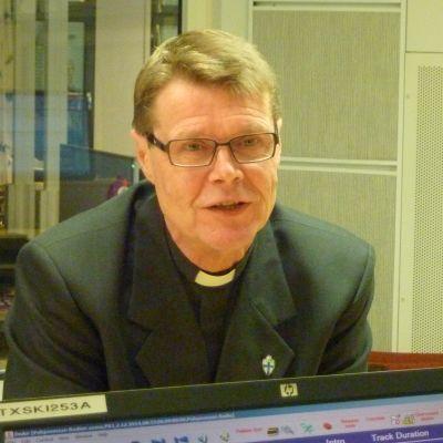 Seinäjoen kirkkoherra Jukka Salo