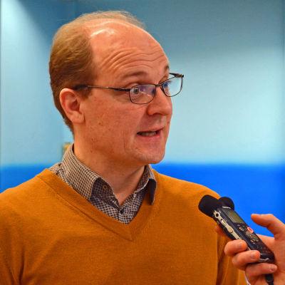 Bernt Nordman.