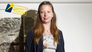 Annika Lyytikäinen från Kristdemokraterna