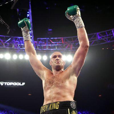 Tyson Fury Las Vegas