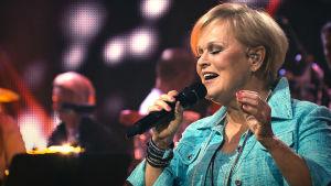 Katri Helena SuomiLOVEn 3. kaudella.