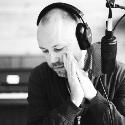 Tomas Andersson Wij i inspelningsstudion