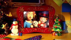 Tommin kiertävän sirkuksen joulu