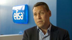 Elisan liiketoimintajohtaja Jan Virkki