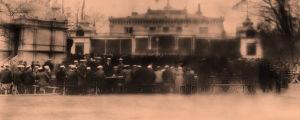 Vappu Kaivohuoneella 1899-1909