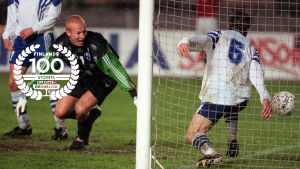 Teuvo Moilainen och Sami Mahlio, Finland-Ungern 1997.