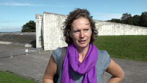 Anni Martin är Estlands främsta expert på Maarjamäes betydelse för invånarna i Estland.