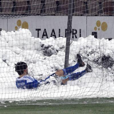 HJK är klart för final i finska cupen i fotboll.