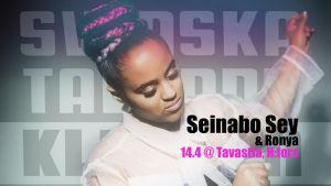 Seinabo Sey på STK