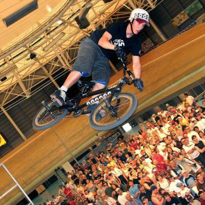 Dave Mirra i Schweiz 2005.