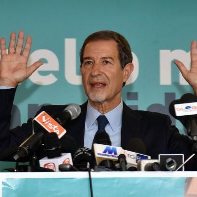 Högerkandidaten Nello Musumeci blir ny regionpresident på Sicilien