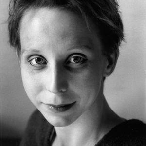 Författaren och teaterkritikern Stella Parland