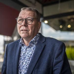 Mikkelin kaupunkilehden päätoimittaja Tapio Honkamaa