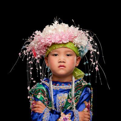 Fotografi, pojke, av Kenneth Bamberg