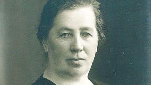 kuvassa Miina Sillanpää