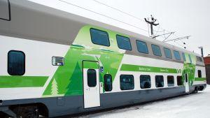 Så här ser de nya tågen ut