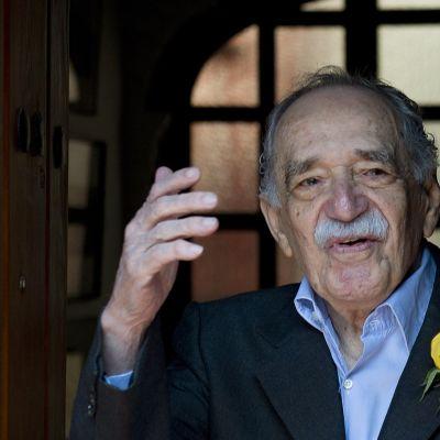 Författaren Gabriel García Márquez avled den 17 april 2014.