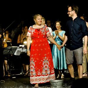 Der Silbersee. Premiär i Karleby 2014