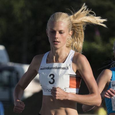 Karin Storbacka, FM 2017.