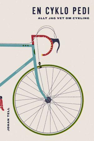 Johan Tell har skrivit en bok om cykling