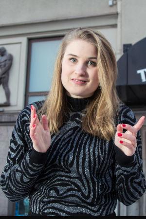 toimittaja Rosa Kettumäki