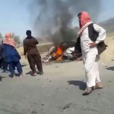 Talibanernas förre ledare mulla Akhtar Mansour dödades i en amerikansk drönarattack i lördags i Pakistan