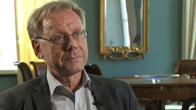 Mikko Hupa, rektor vid Åbo Akademi.