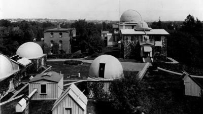 Harvard-observatoriet i USA, 1899.